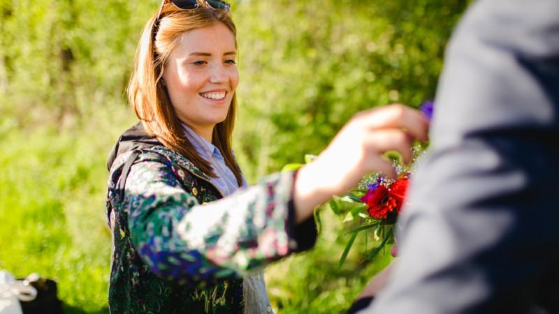 München- Wedding Shooting bei Carmen&Ingo