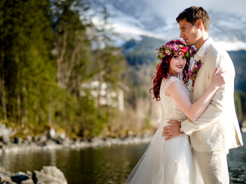 WEDDING- Red Woods Styled Shoot Eibsee