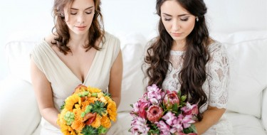 "Brideful Agency presents ""the perfect bride"""