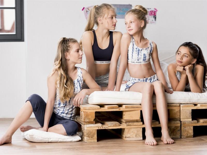 Sanetta Kids athleisure Collection 2018