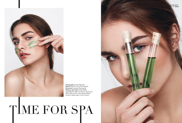It´s time for Spa – Latest Magazine